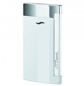 S.T. S.T. Dupont Slim 7 weiß glänzend