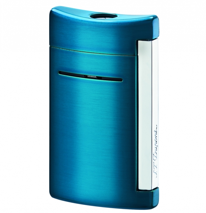 S.T. Dupont MiniJet blue wiz
